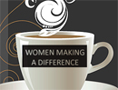Women making a Difference Tee-Cup Website