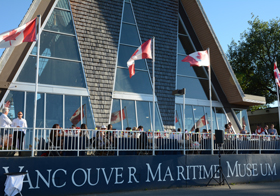 Vancouver Maritime Museum Firework Fundraising Gala